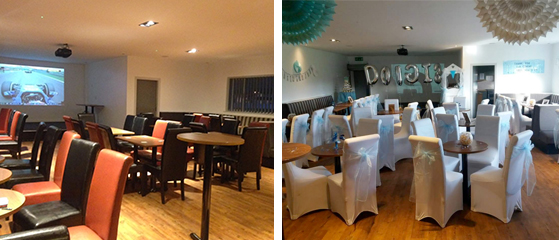 Function Room for hire in Denton, Manchester   Denton St Lawrence ...